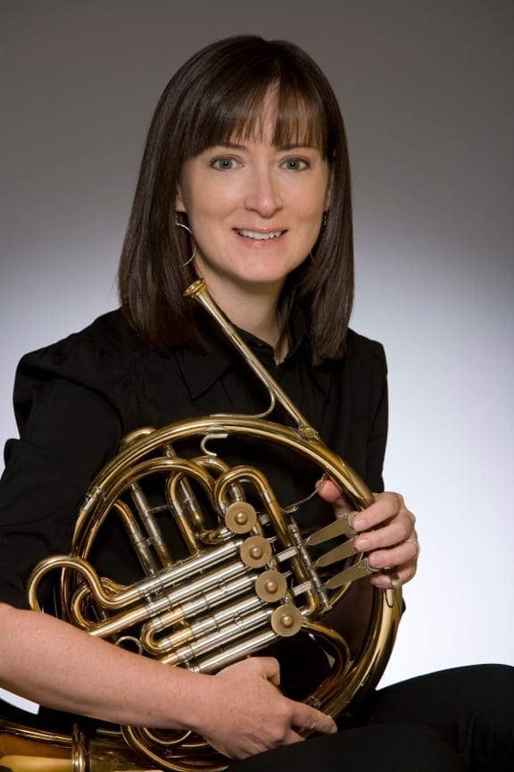 The ASO's Susan Welty.