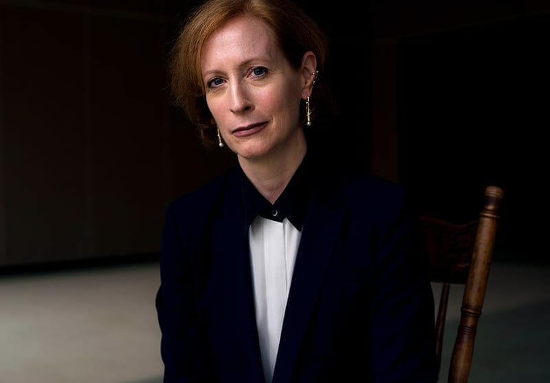 Susan Booth, artistic director of the Alliance Theatre.