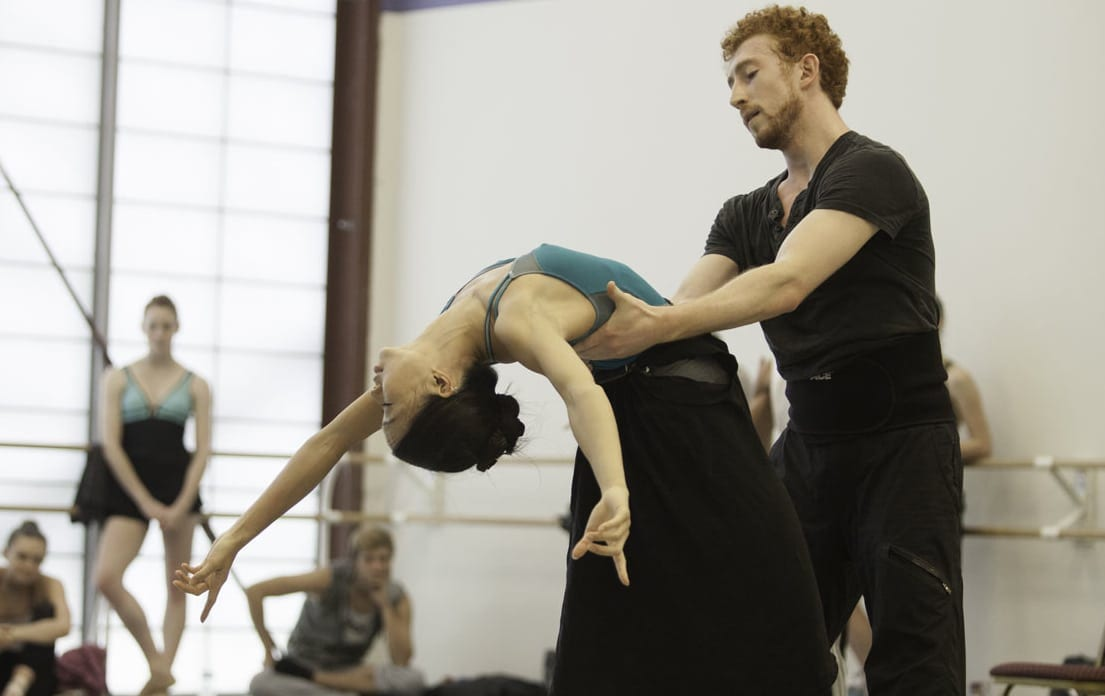 Tara Lee and Heath Gill star in Atlanta Ballet's version of Tennessee Williams' Camino Real. (Photos by Charlie McCullers)