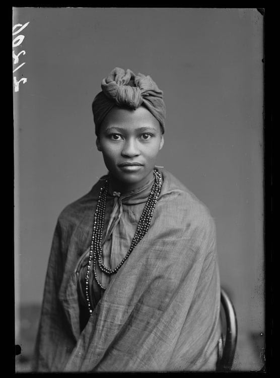 Member of The African Choir. London Stereoscopic Company, 1891. Courtesy of ©Hulton Archive/Getty Images
