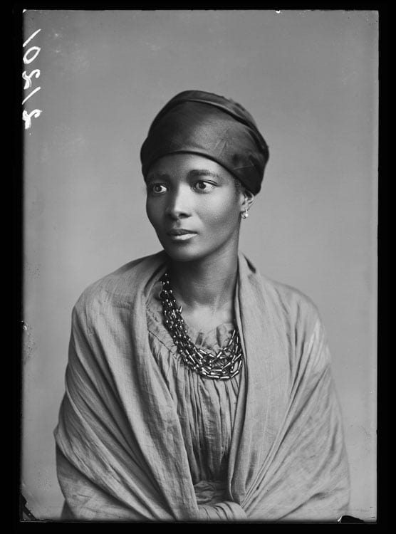 Eleanor Xiniwe, The African Choir. London Steroscopic Company, 1891. Courtesy of ©Hulton Archive/Getty Images