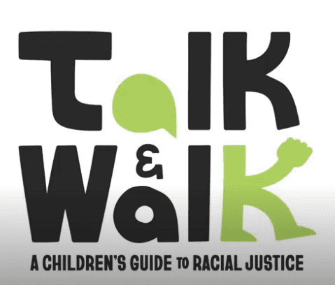 Talk & Walk video series logo June 2020