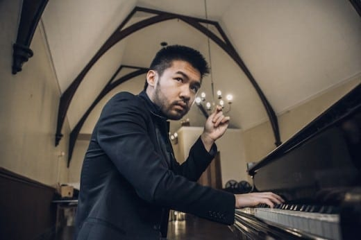 Compoer and pianist Conrad Tao will perform at Emory's Schwartz Center. (Photo by Brantley Gutierrez)