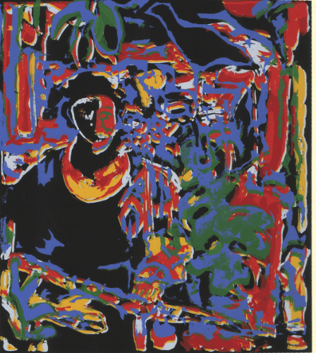 David Driskell show at September Gray FEB 2021