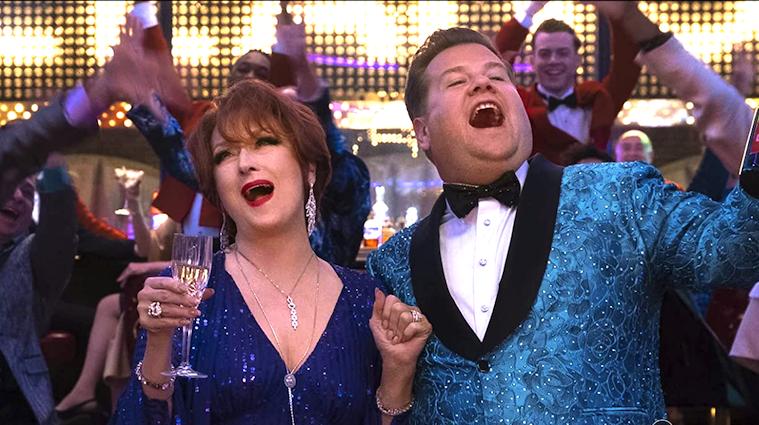 The Prom movie Dec 2020