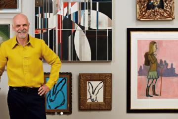 Timothy Tew of TEW Galleries May 2020