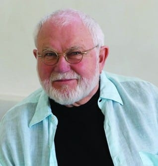 Tomie dePaola (Photo by Julie Maris Semel)