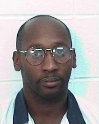Troy Davis on death row.