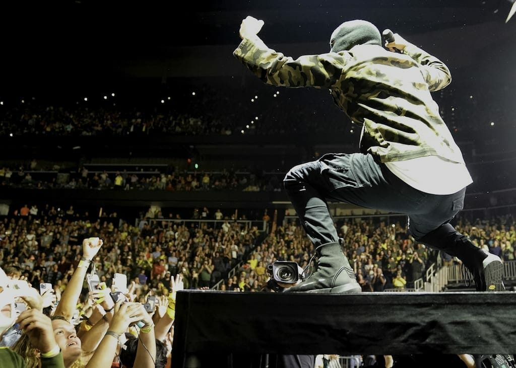 In our Perry Julien photo essay, Twenty One Pilots performs at State Farm Arena in Atlanta.