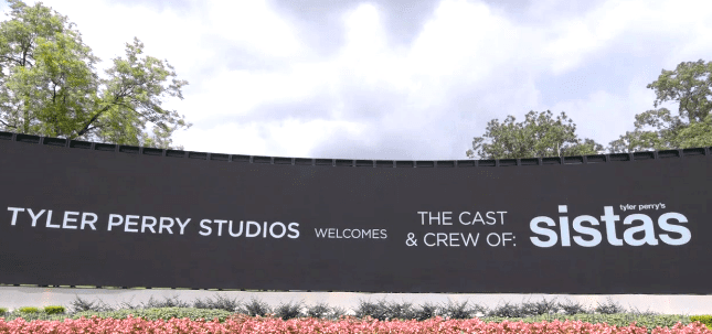 Tyler Perry Studios July 2020