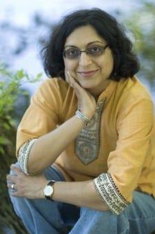 Author Thrity Umigar