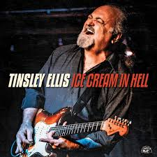 Tinsley Ellis album cover