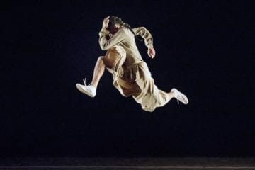 Jacqueline Green in Rennie Harris' Lazarus…y Paul Kolnik