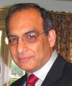 Poet Waqas Khawaja