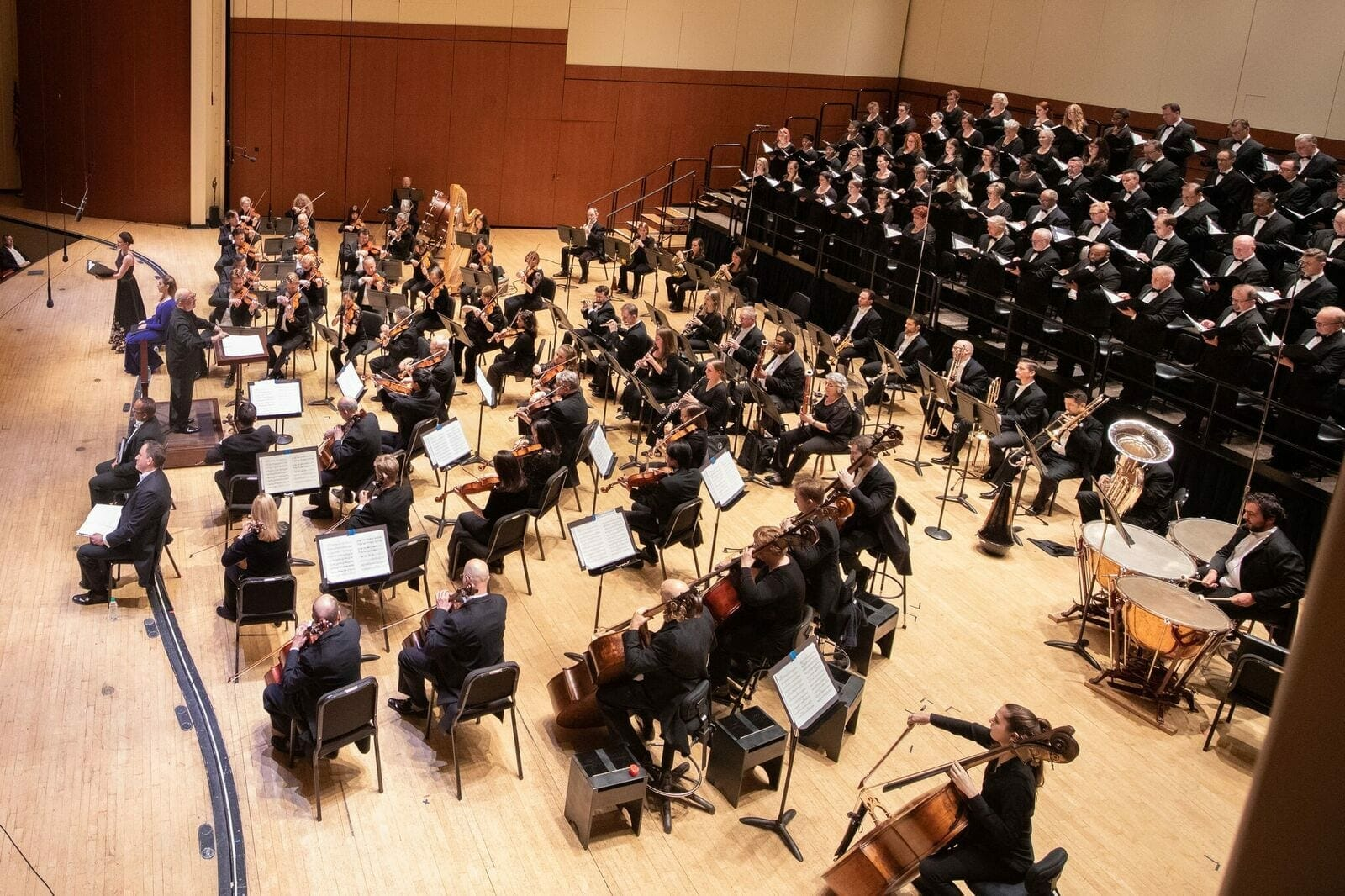 The ASO performs the music of Vaughan Williams