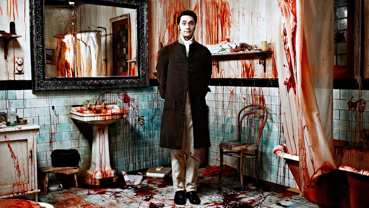 Another bloody mess to clean up in What We Do in the Shadows.