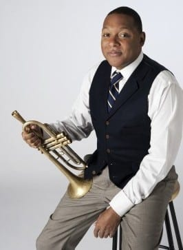 Wynton Marsalis is the curator of the inaugural Spotlight Series. (Photo by Frank Stewart)