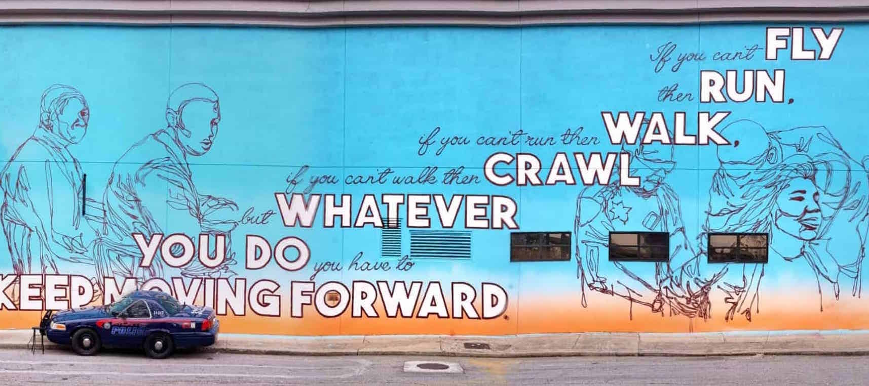 This Week In Street Art The Murals Of Immigrant Activist
