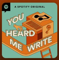 You Heard Me Write logo