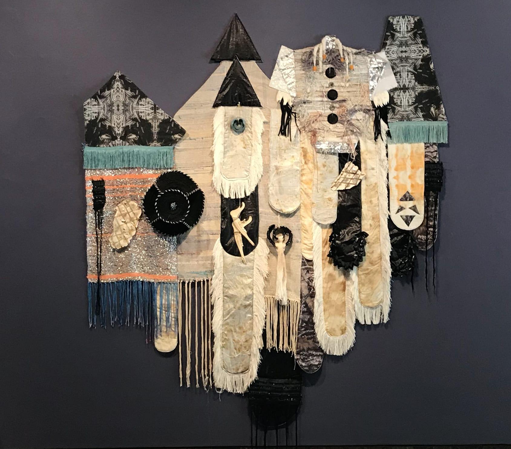 mixed media artwork by artist Zipporah Camille Thompson