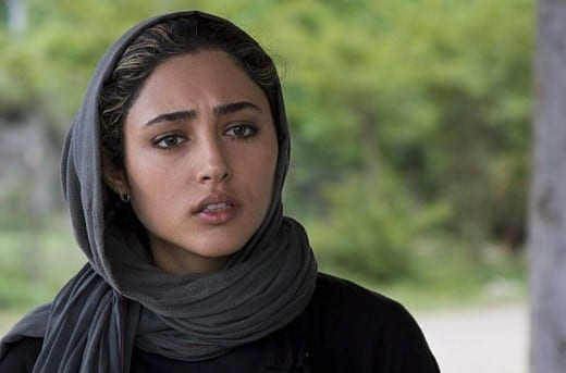 Sepidah (played by Golshifteh Farahani ) is the group's ringleader.