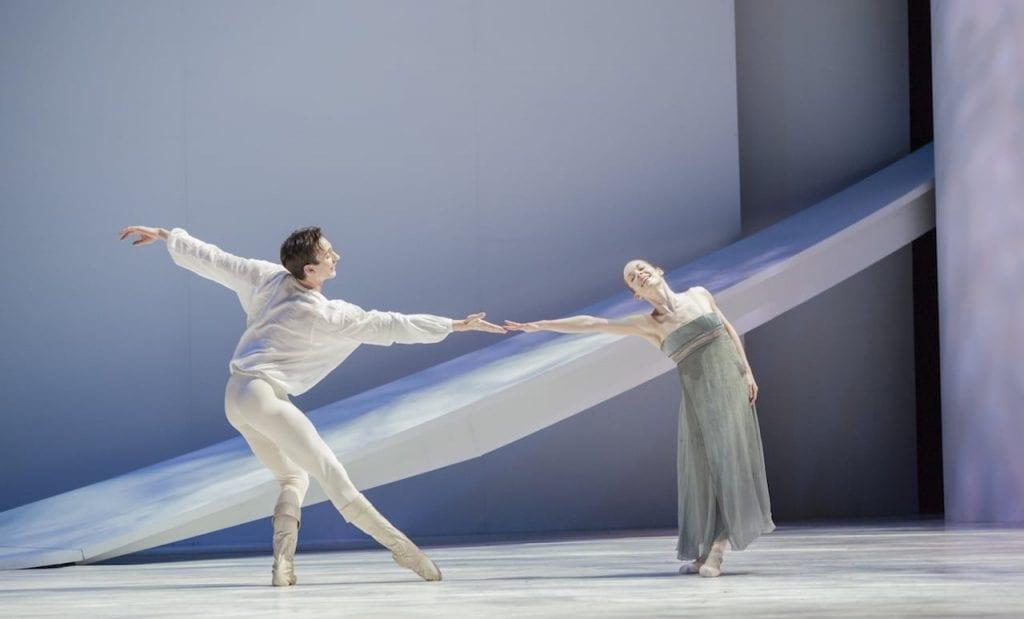 Clark and Rogers dance Romeo et Juliette.