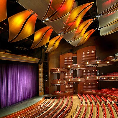 The 2,750-seat Cobb Energy center has been an improvement for the opera's production values.