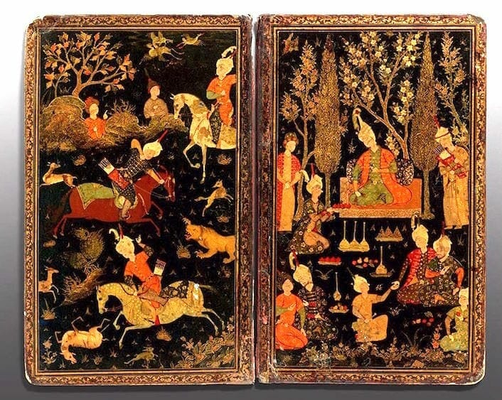 Masterpieces From Persian Lands - High - 2020-21