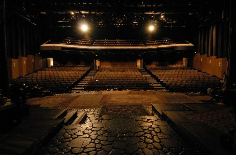 The Alliance Theatre in Atlanta.