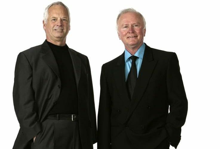 Arturo Jacobus and John McFall