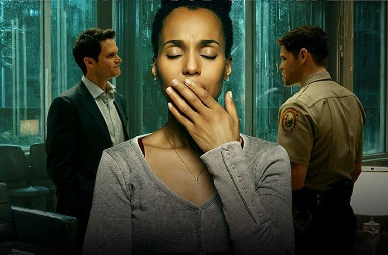 """""""American Son"""" with Steven Pasquale, Kerry Washington and Jeremy Jordan"""