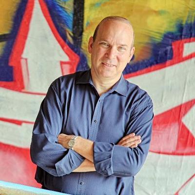 Atlanta artist Andrew Feiler