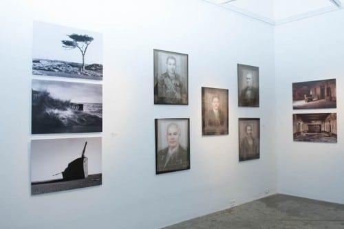 Argentinian artist sss (Photo by Virginie Kippelen @ 2014)