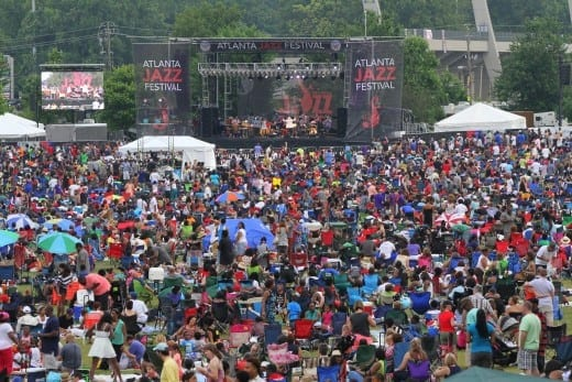 Atlanta Jazz Festival postponed due to Covid-19.