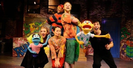 Horizon Theatre will bring Avenue Q to the Conant.