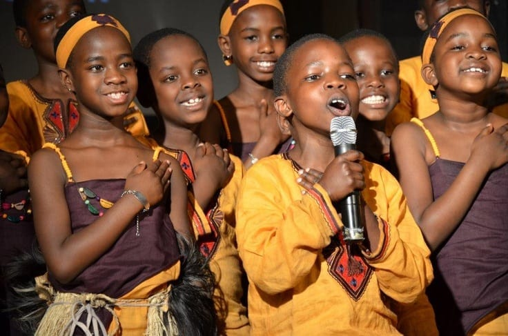 Imba Means Sing documents the African Children's Choir.