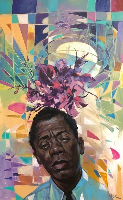"""""""Baldwin Blooms"""" by Charly Palmer"""