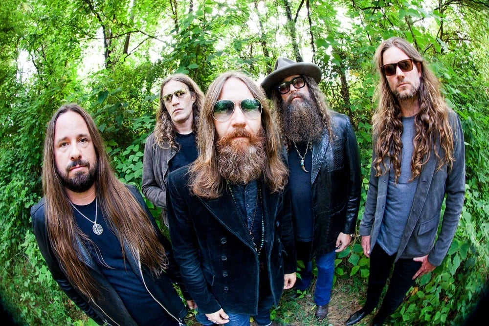 Blackberry Smoke comes home for it's annual Thanksgiving show.