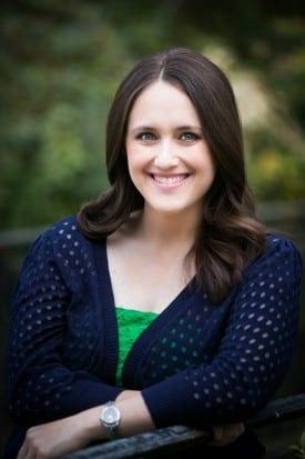 Author Becky Albertelli is an Atlanta native.