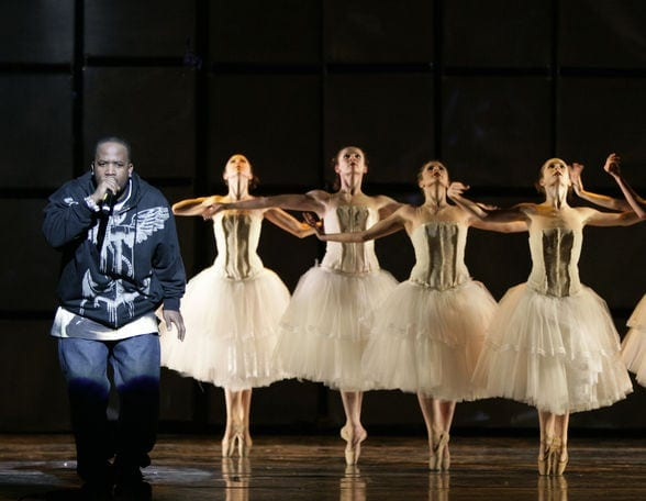 Atlanta Ballet's collaboration with Big Boi of OutKast for big.