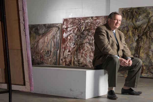 Collector Bill Arnett