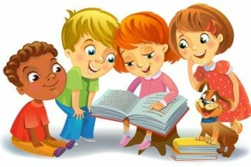 #PandemicBookClub for kids