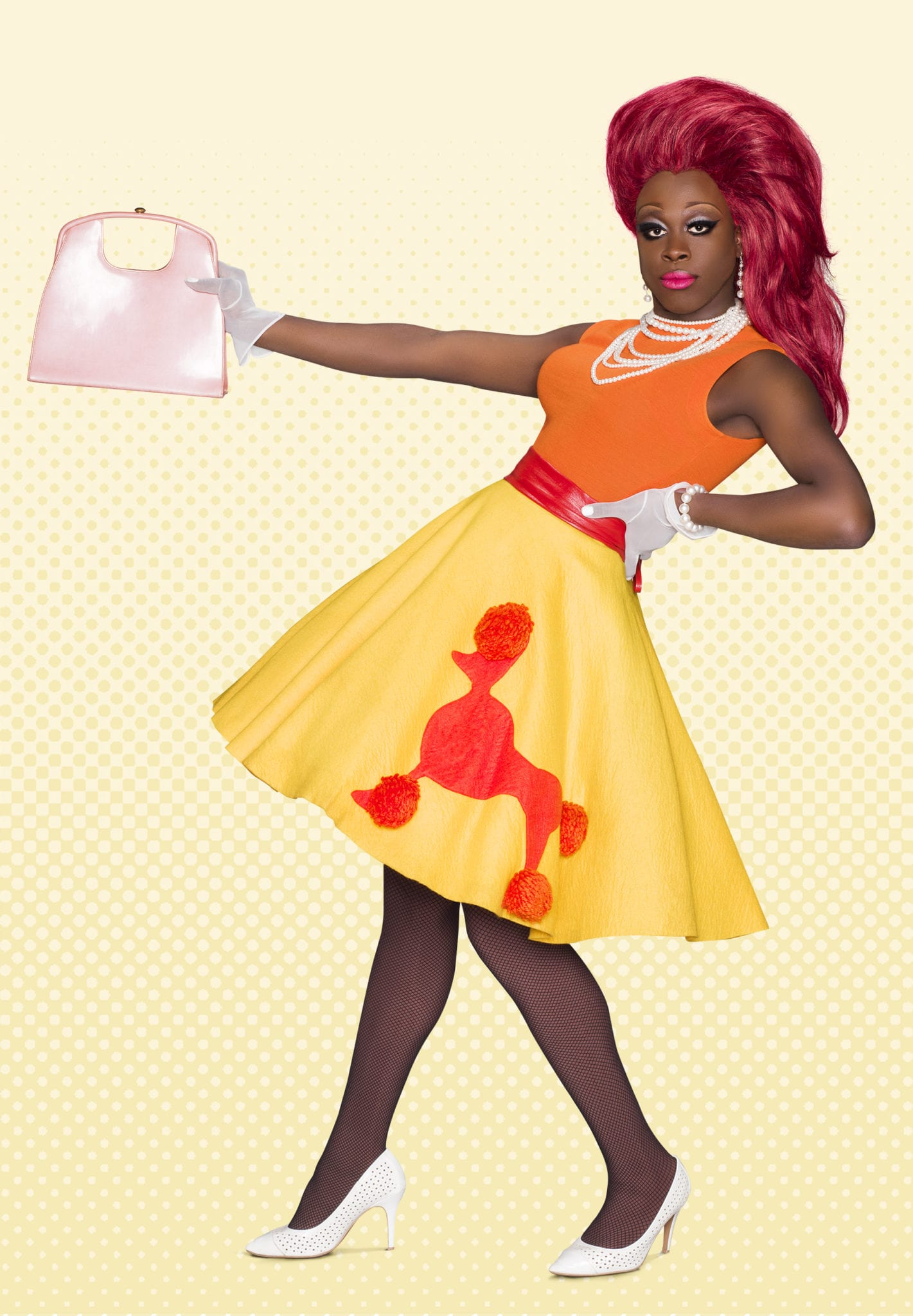 Bob the Drag Queen is a front-runner in this season's Rupaul's Drag Race. (Photo by Mathu Anderson)