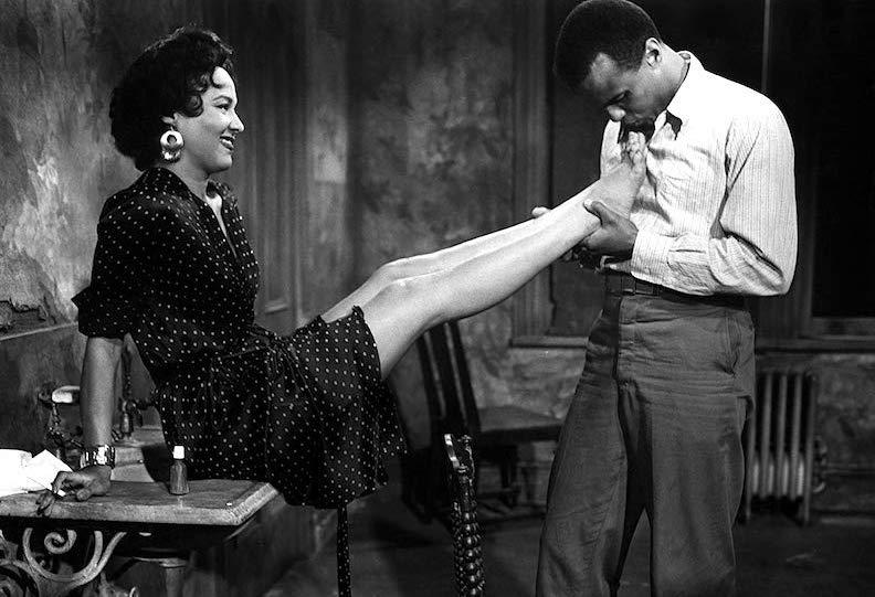 """Carmen Jones"" (1954)"