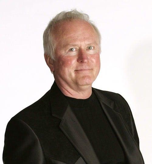 John McFall, the first recipient of the ArtsATL Beacon Award.