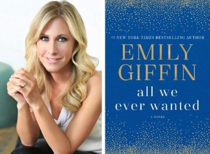 Atlanta author Emily Giffin talks about her new novel and