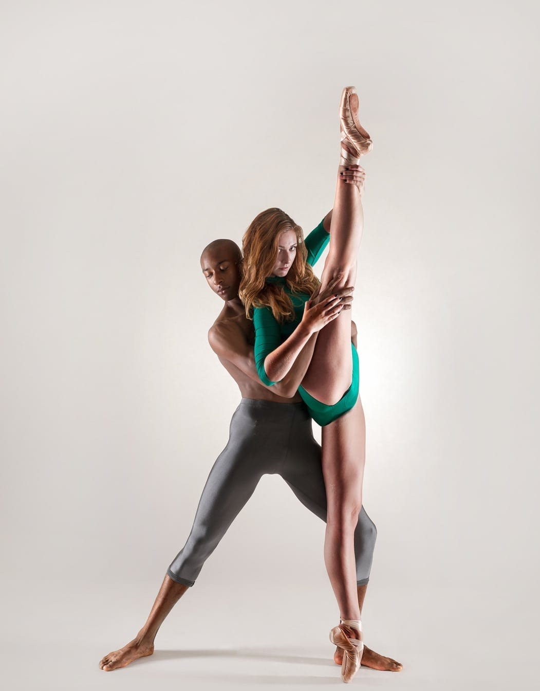 Jessie Williams and Daniel White perform in a new ballet by Kristy Nilsson set to music by Astor Piazzola