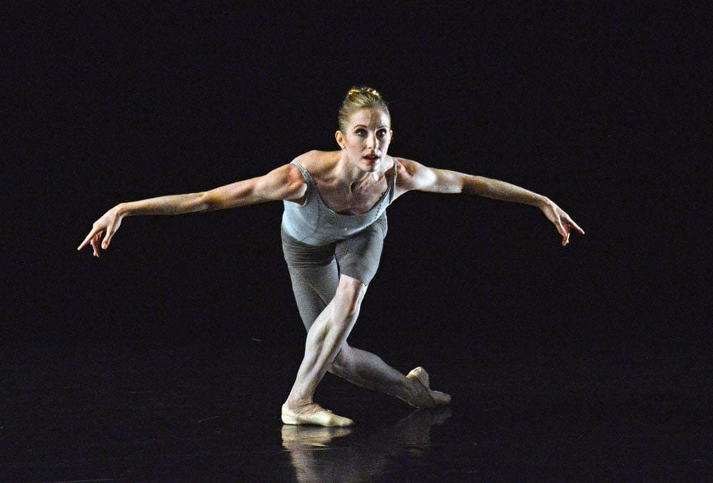 At the age of 47, Whelan is adding modern dance to her resume.