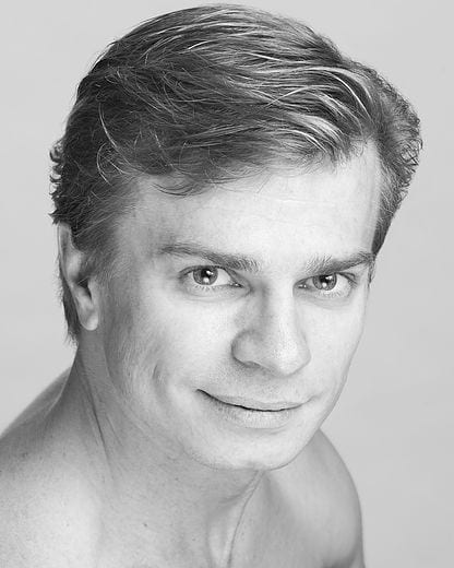 New Atlanta Ballet artistic director Gennadi Nedvigin.