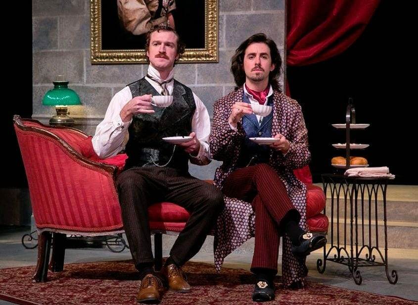Theatre Buford - Earnest - Feb 2020